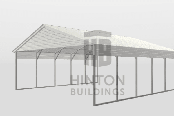 John from Pikeville, NC designed this 24x25x8 building with our 3D Building Designer.