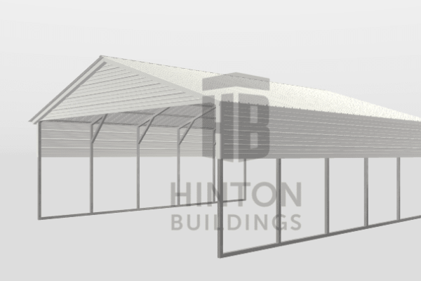 John from Pikeville, NC designed this 22x25x8 building with our 3D Building Designer.