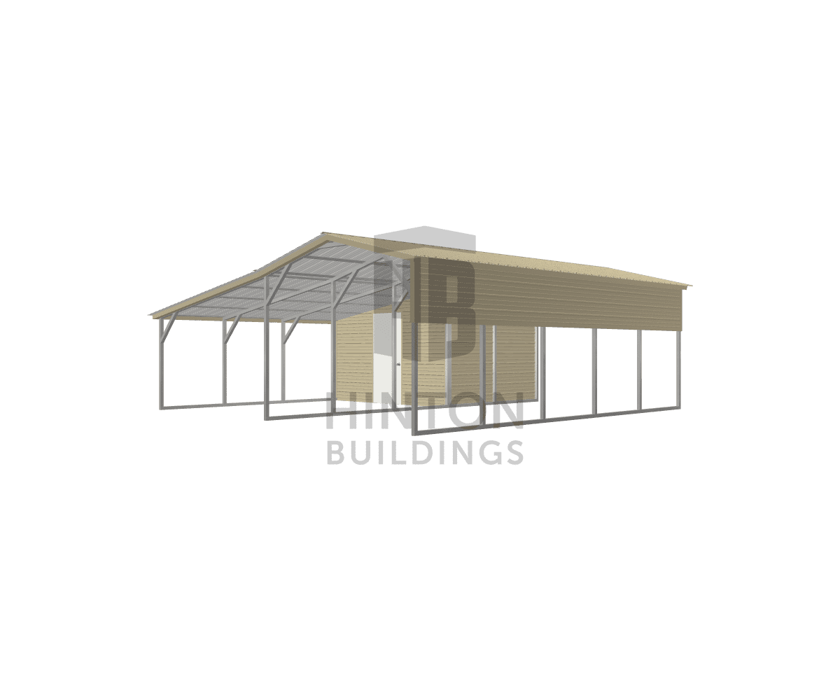 Richard from Princeton, NC designed this 12,12x25,25x8,6 building with our 3D Building Designer.