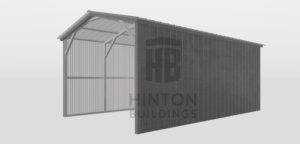 Wendy from Walnut Cove, NC designed this 12x20x8 building with our 3D Building Designer.