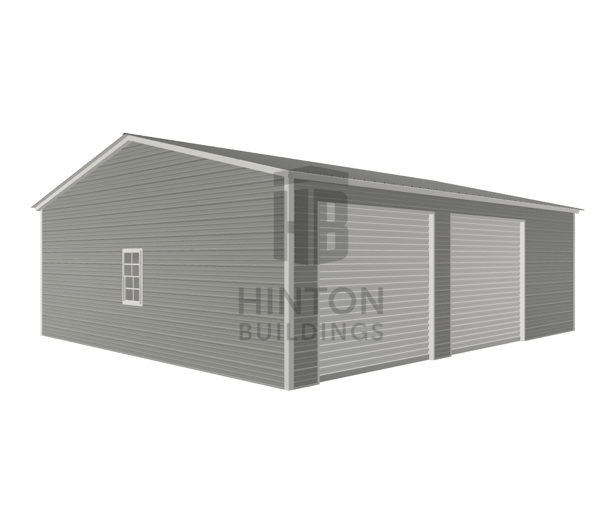 George from Mebane, NC designed this 26x30x9 building with our 3D Building Designer.