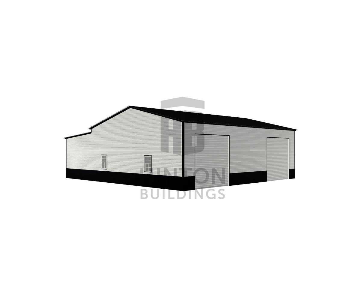 Ashlyn from Cove city, NC designed this 30,12x40,40x12,10 building with our 3D Building Designer.