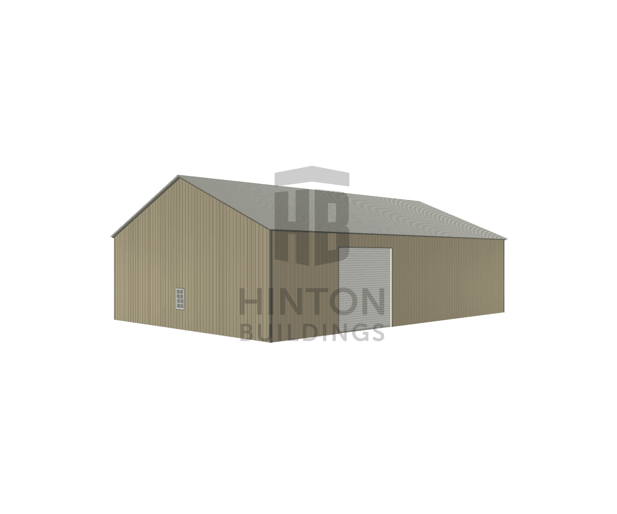 jason from Faison, NC designed this 40x60x14 building with our 3D Building Designer.
